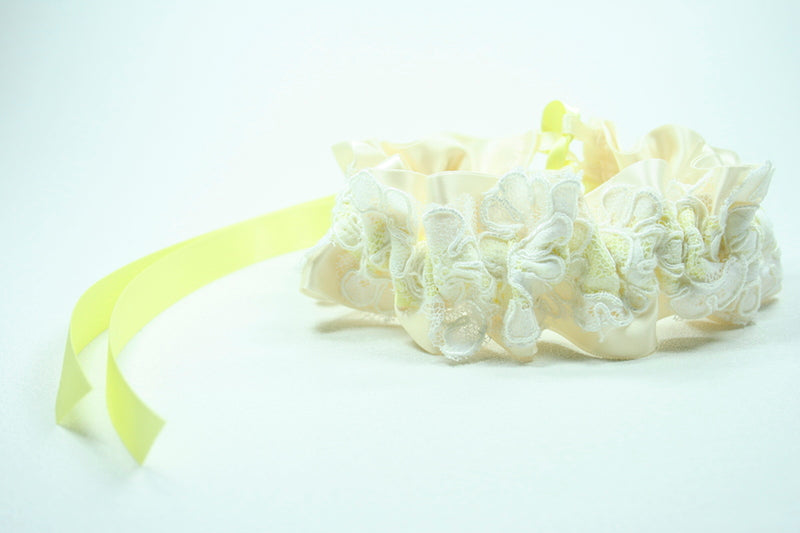 ivory-lace-yellow-custom-wedding-garter-The-Garter-Girl-2