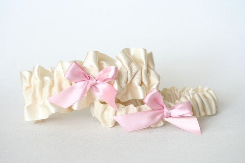 ivory-light-pink-bridal-garter-The-Garter-Girl
