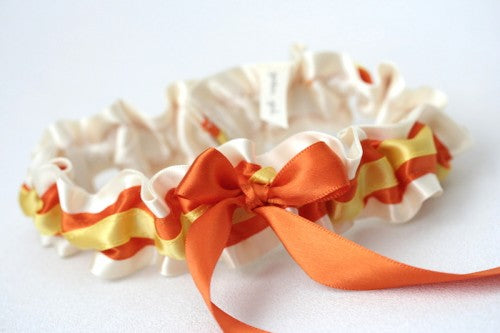 ivory-orange-yellow-wedding-garter-The-Garter-Girl2