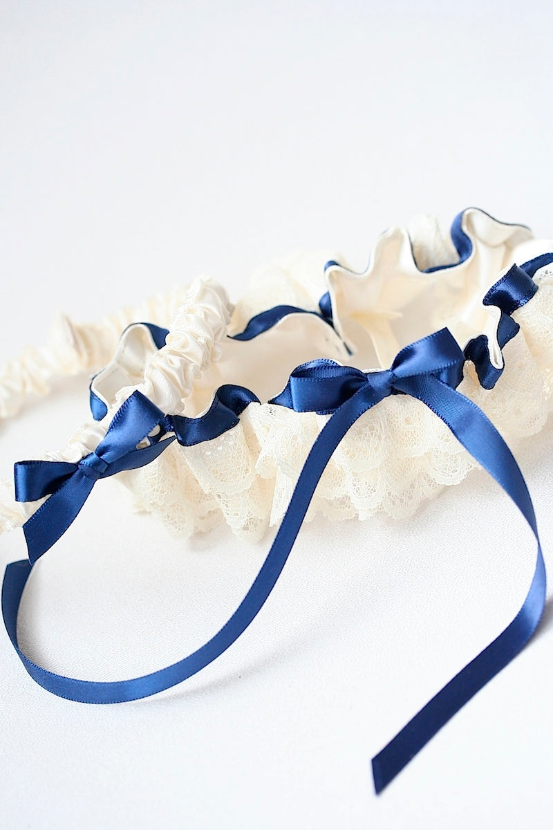 lace-navy-blue-wedding-garter-the-garter-girl