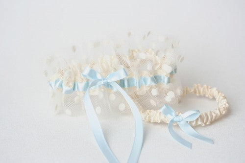 light-blue-ivory-polka-dot-weddin-garter-The-Garter-Girl1
