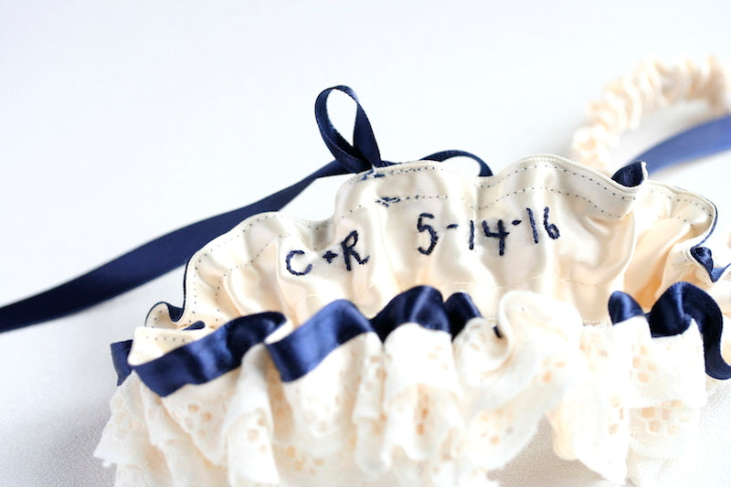 navy-blue-lace-wedding-garter-set-The-Garter-Girl5