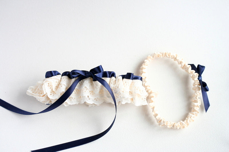 navy-blue-lace-wedding-garter-set-The-Garter-Girl6