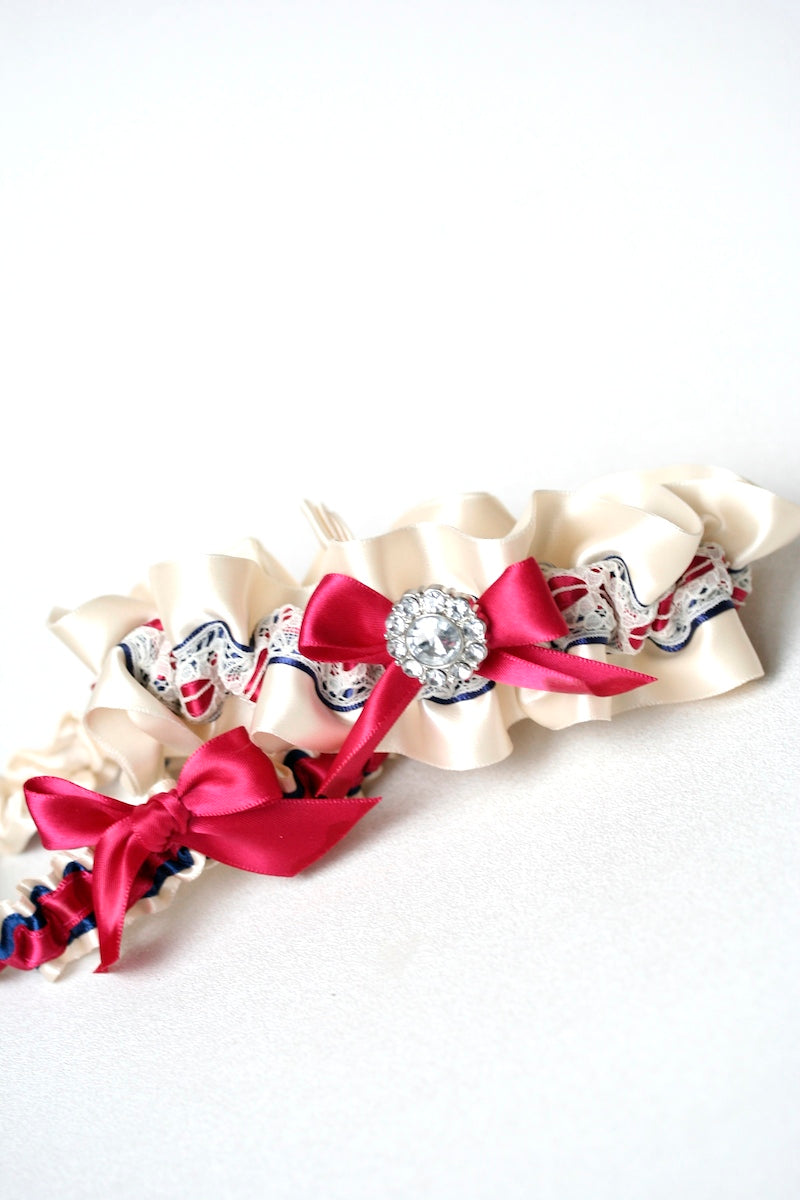 navy-fuschia-wedding-garter-The-Garter-Girl-3