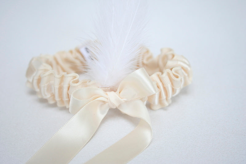 off-white-feather-custom-wedding-garter-The-Garter-Girl-2