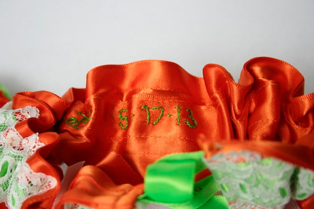 orange-green-couture-wedding-garter-The-Garter-Girl