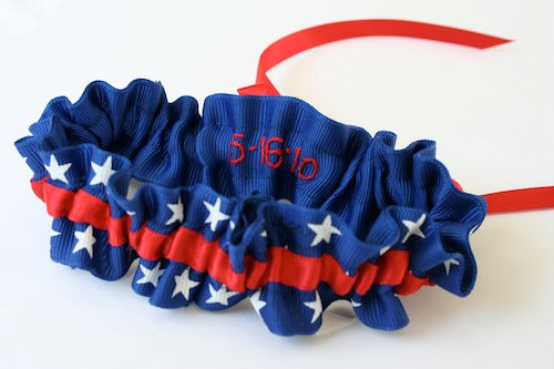 personalized-patriotic-garter-hand-embroidered-The-Garter-Girl-by-Julianne-Smith
