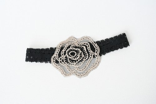 pretty-black-lace-flower-wedding-garter-The-Garter-Girl