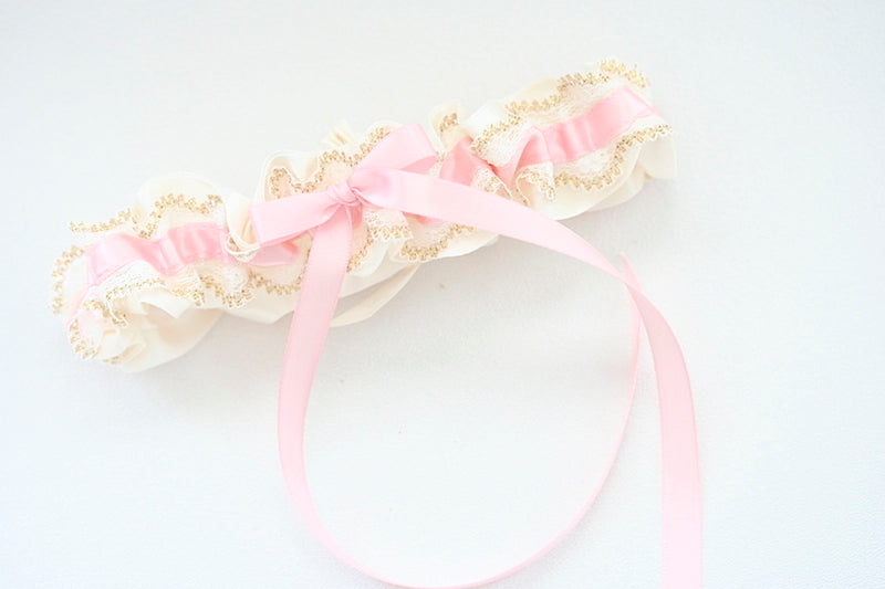 pretty-pink-gold-wedding-garter-The-Garter-Girl-6
