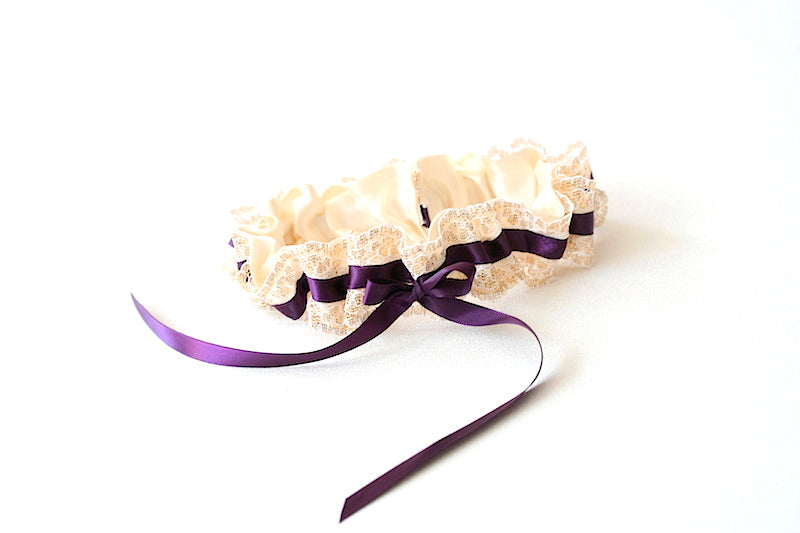 purple-gold-lace-custom-wedding-garter-the-garter-girl-3