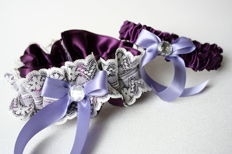 purple-wedding-garter-set-lace-The-Garter-Girl1