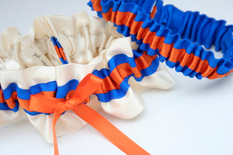 royal-blue-custom-wedding-garter-The-Garter-Girl