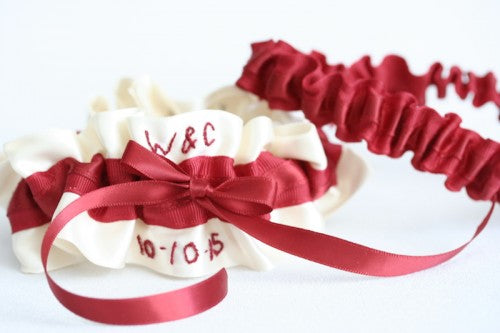 scarlet-and-ivory-custom-wedding-garter-set-The-Garter-Girl