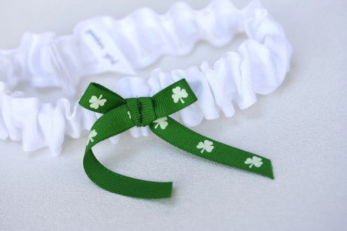 shamrock-irish-wedding-garter-The-Garter-Girl1