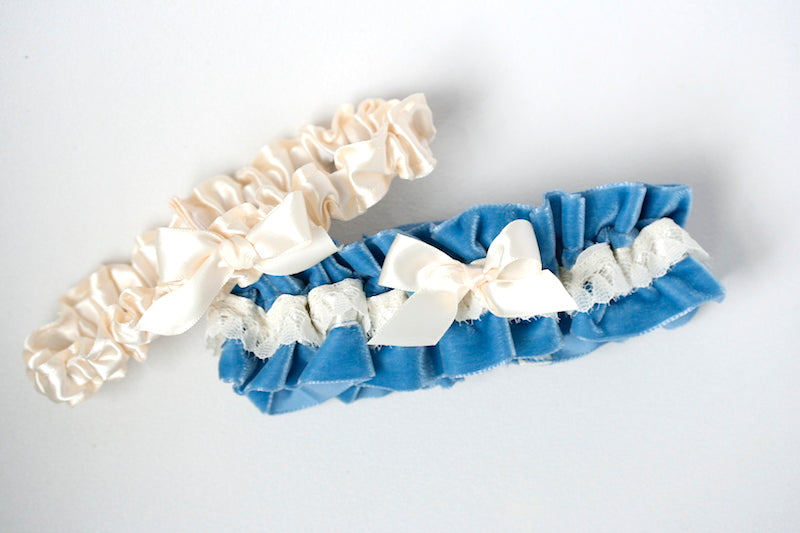 something-blue-velvet-wedding-garter-The-Garter-Girl-6