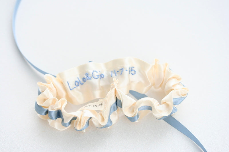 something-embroidered-wedding-garter-The-Garter-Girl