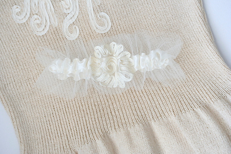 tulle-wedding-garters-The-Garter-Girl