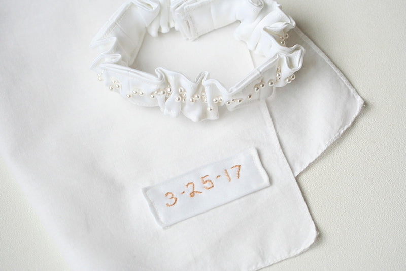 wedding-garter-hanky-made-from-wedding-dress-The-Garter-Girl-2