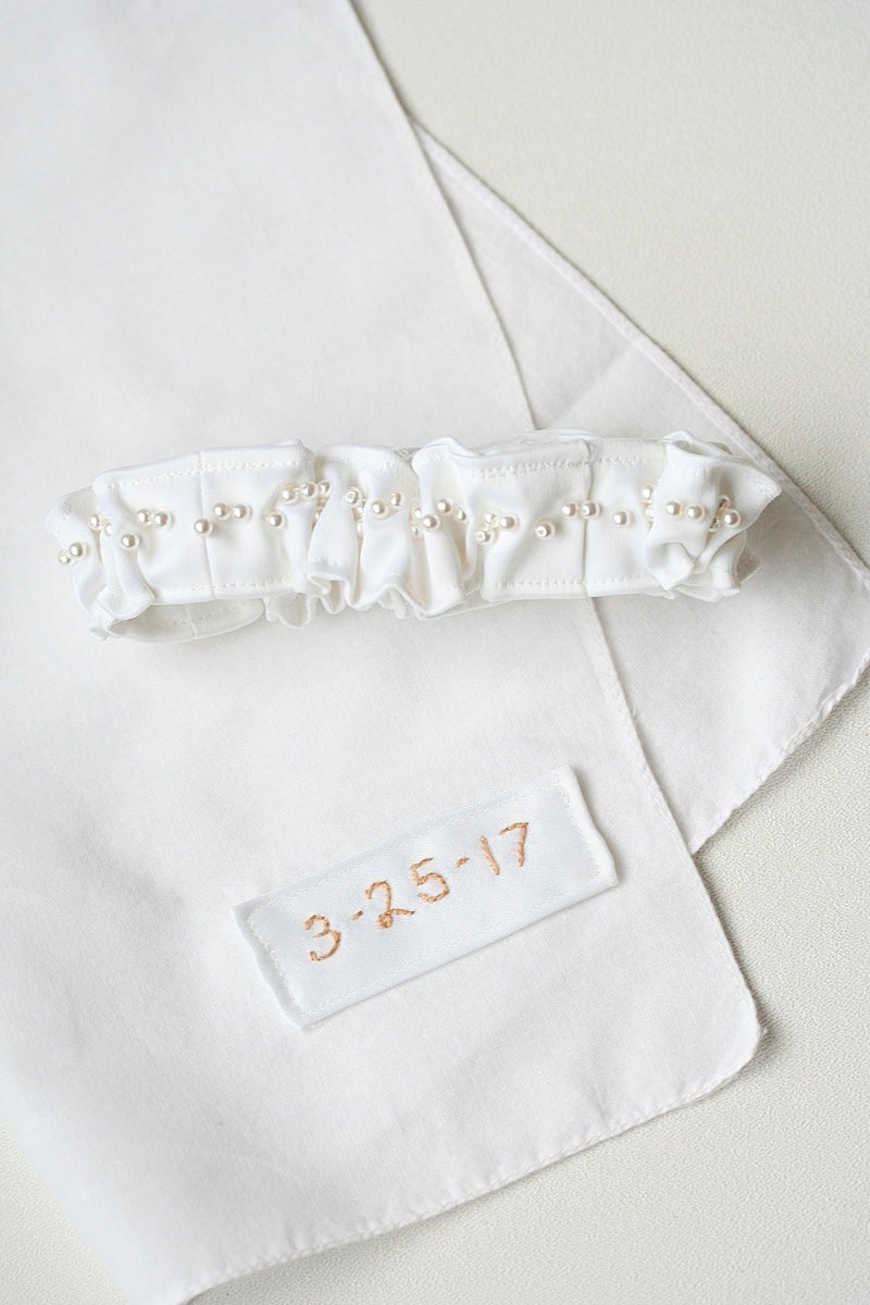 wedding-garter-hanky-made-from-wedding-dress-The-Garter-Girl-3