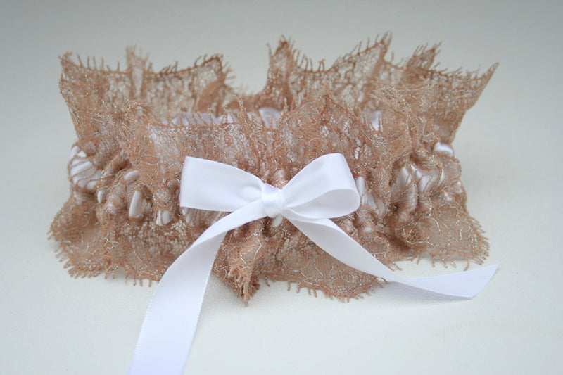 white-gold-custom-wedding-garter-The-Garter-Girl
