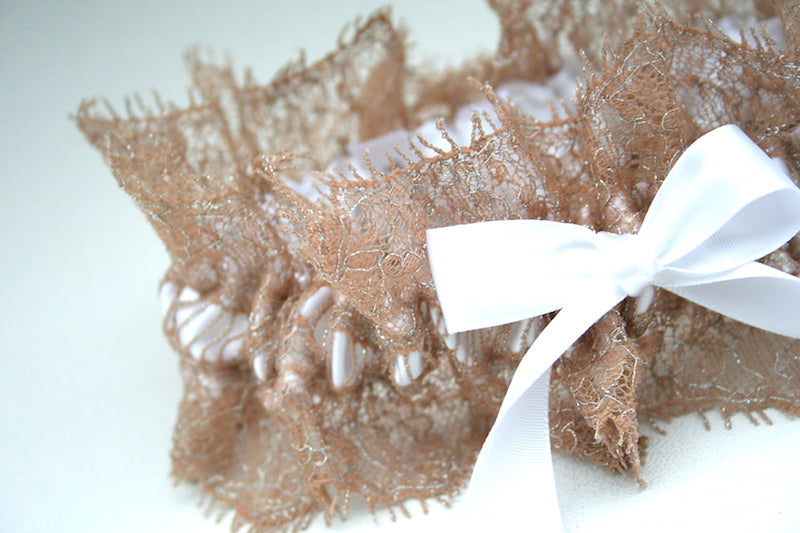 white-gold-lace-custom-wedding-garter-The-Garter-Girl