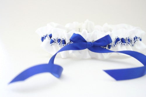 white-lace-blue-wedding-garter-The-Garter-Girl