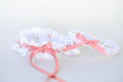 white-lace-coral-bridal-garter-The-Garter-Girl