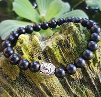 bracelet bouddha shungite protection wifi