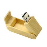 Clé USB Wood Box - de 16 à 128GB