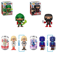 Toy Tokyo NYCC 2020 Exclusive Bundle (Set of 4)