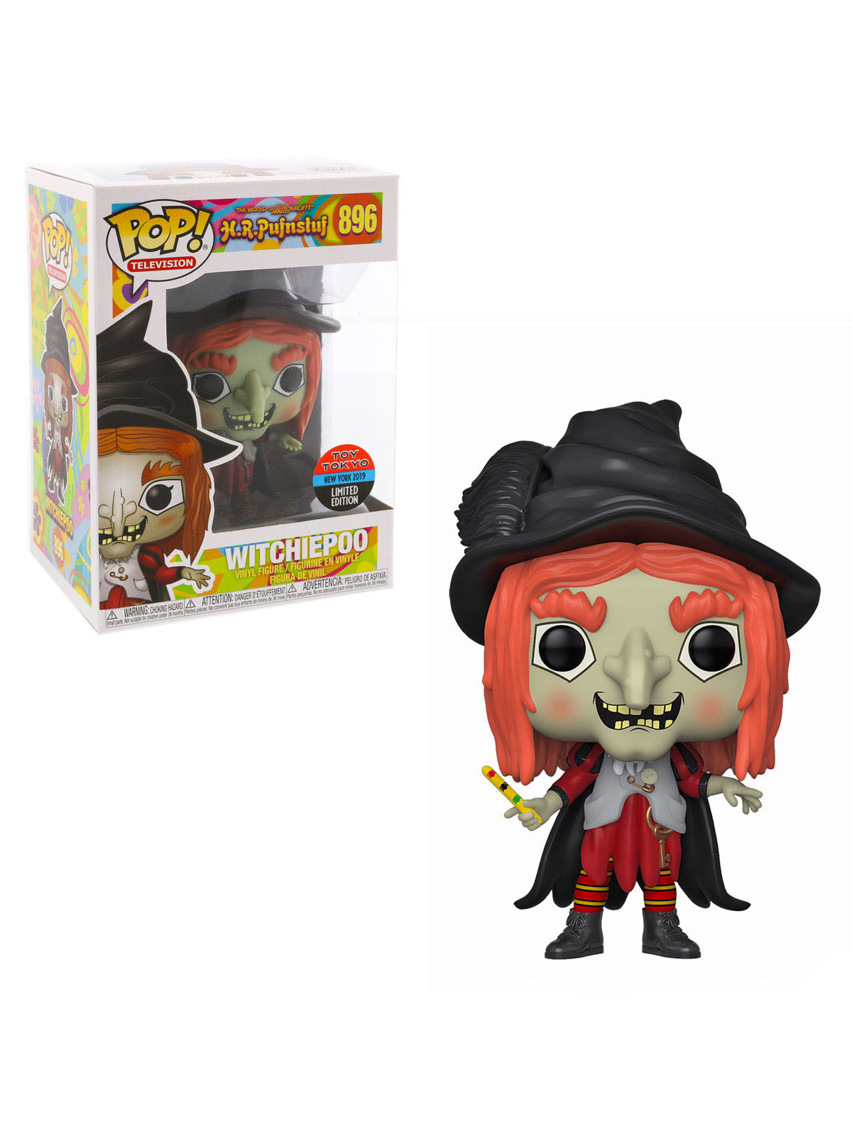Funko Pop! 2019 NYCC Exclusive Bundle