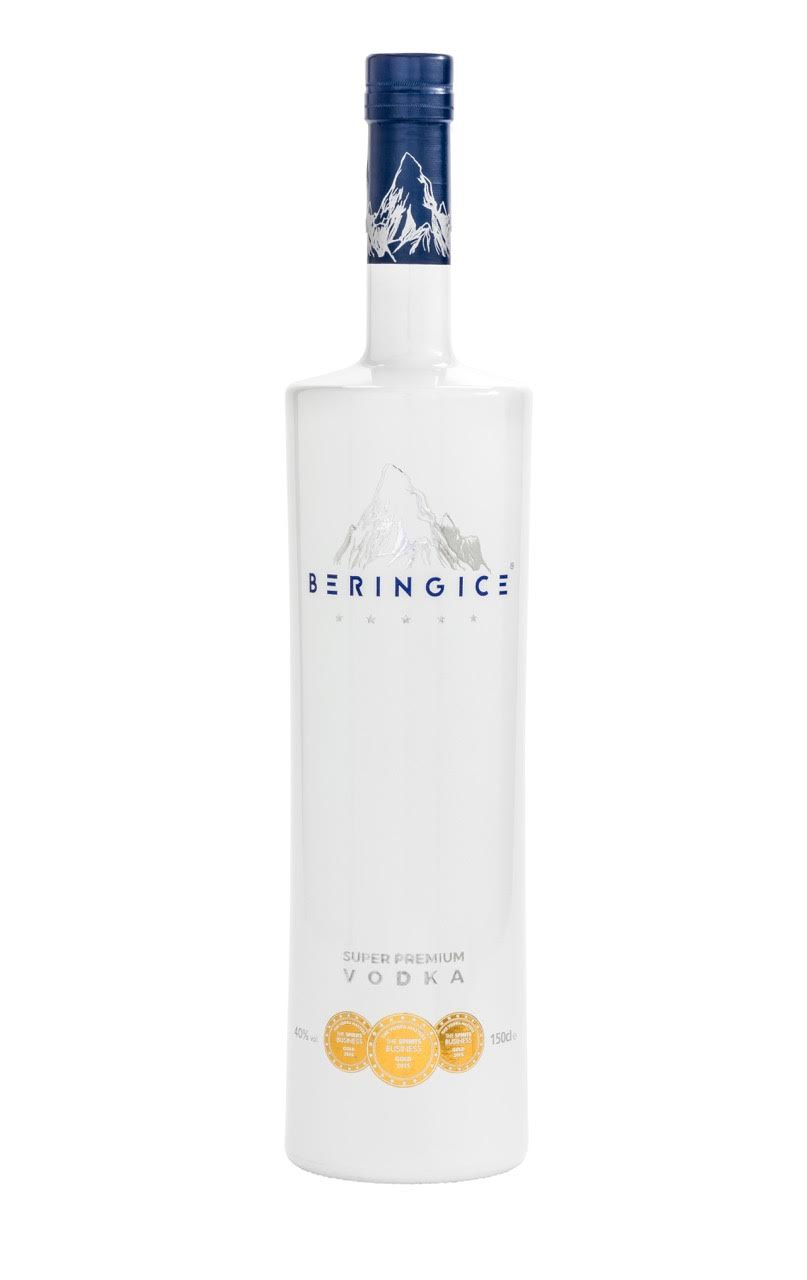 BeringIce Super Premium Vodka