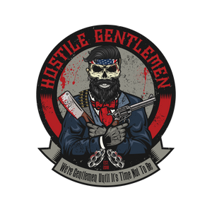 Hostile Gentlemen Motorcycle Culture