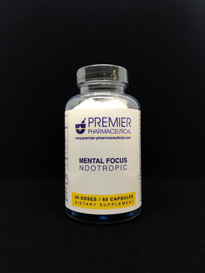 PREMIER PHARMACEUTICAL NOOTROPIC