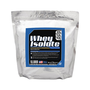 ISOLATE PROTEIN (33 SERV) (STRAWBERRY)