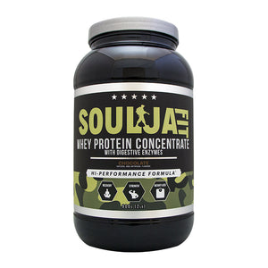 SOUJA FIT WHEY CONCENTRATE (CHOCOLATE)