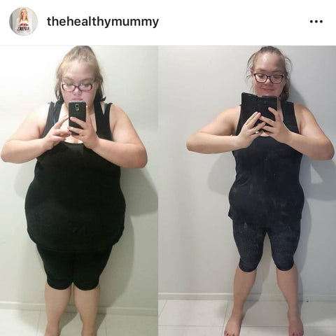 Healthy Mummy Instagram Post