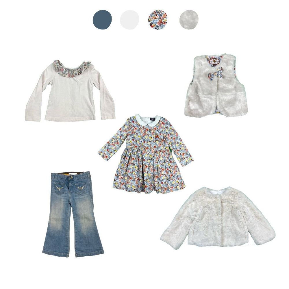 'Wild At Heart' 5 piece Wardrobe: 2 - 3 years