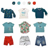 'Days Are Meant For Play' 9 piece Capsule Wardrobe: 18 - 24 months