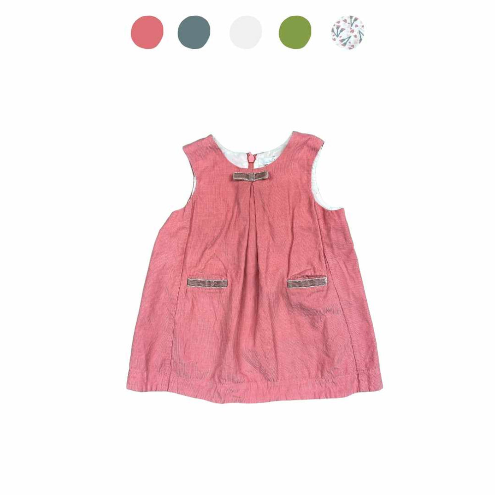 'All You Need Is Pink' 9 piece Wardrobe: 6 - 12 months