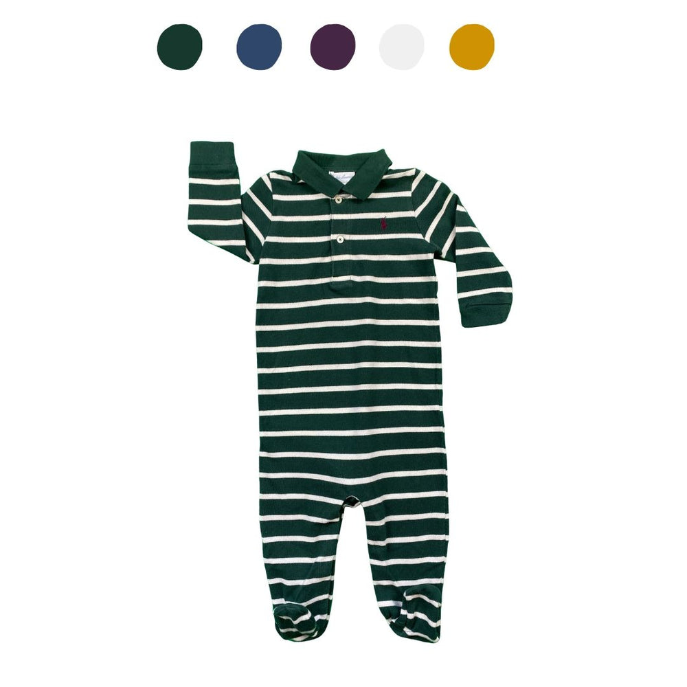 'Do You Have Anything Less...Blue?' 8 piece Wardrobe: 6 - 12 months