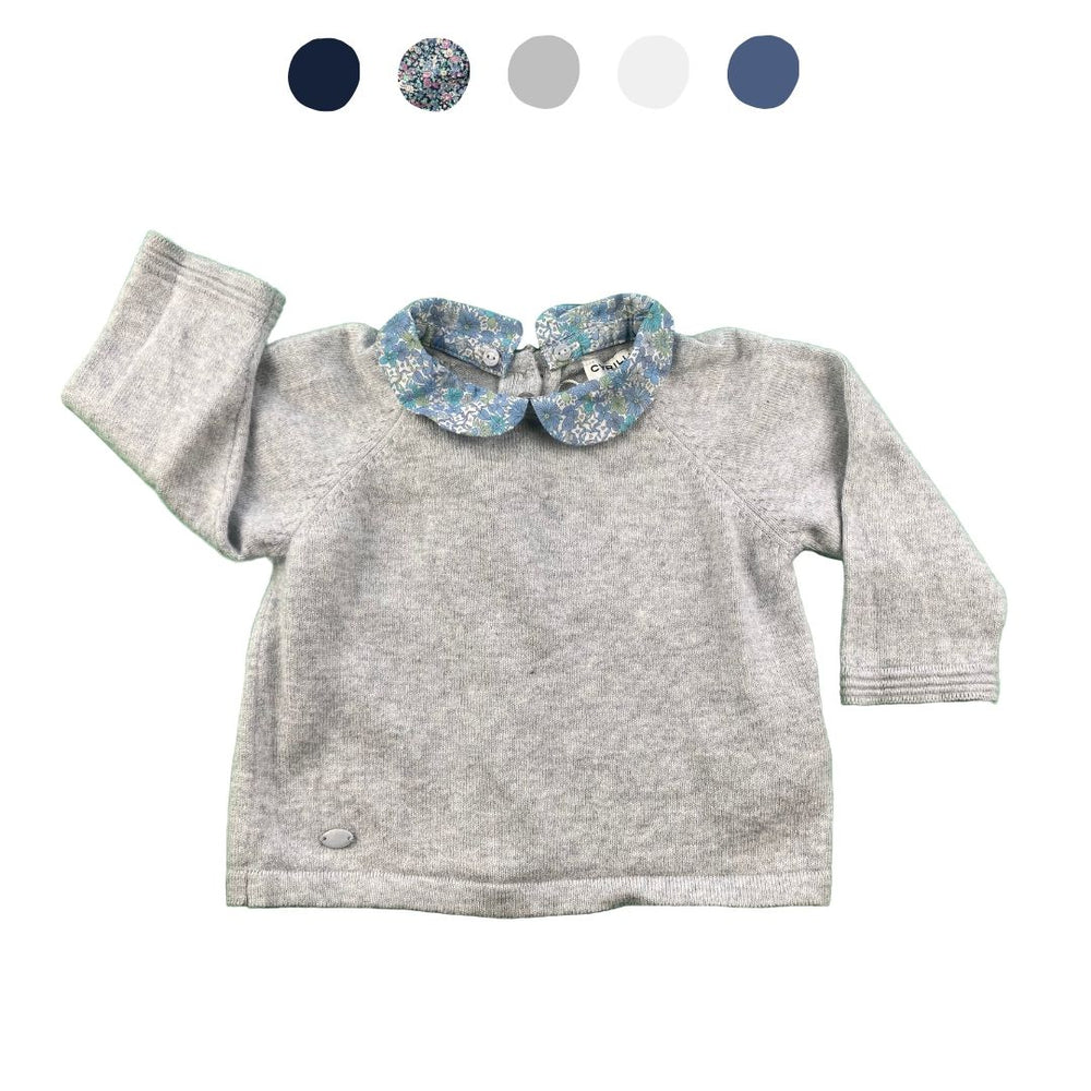 'Wild At Heart' 8 piece Capsule Wardrobe: 3 - 6 months