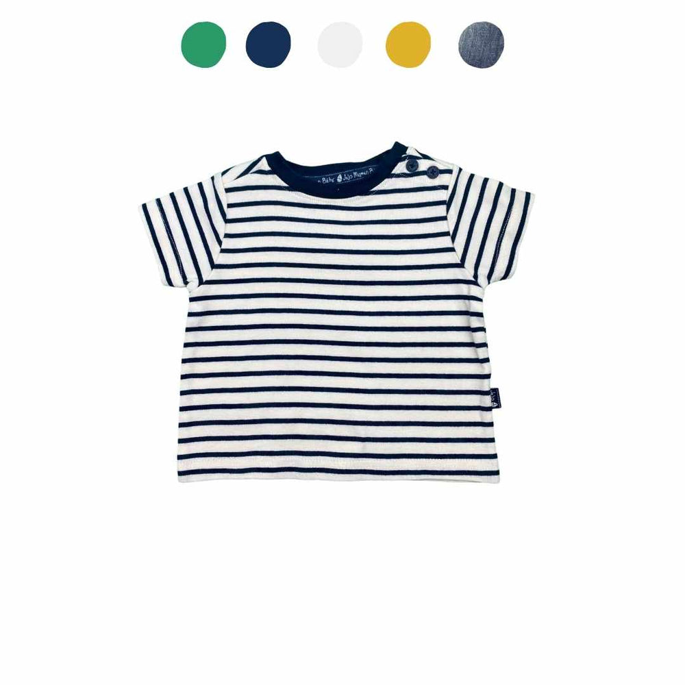 'Do You Have Anything Less...Blue?' 6 piece Capsule Wardrobe: 12 - 18 months
