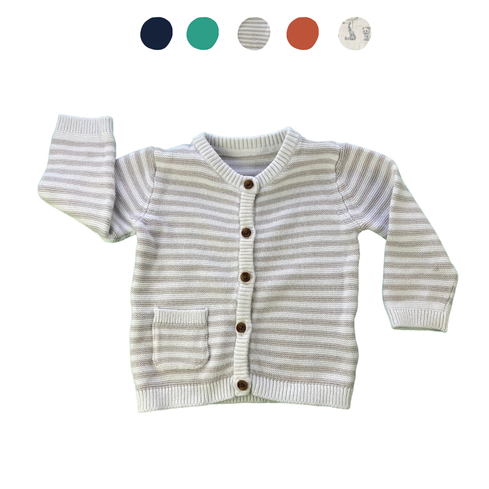 'They Thrive Like Wildflowers' 6 piece Capsule Wardrobe: 6 - 12 months