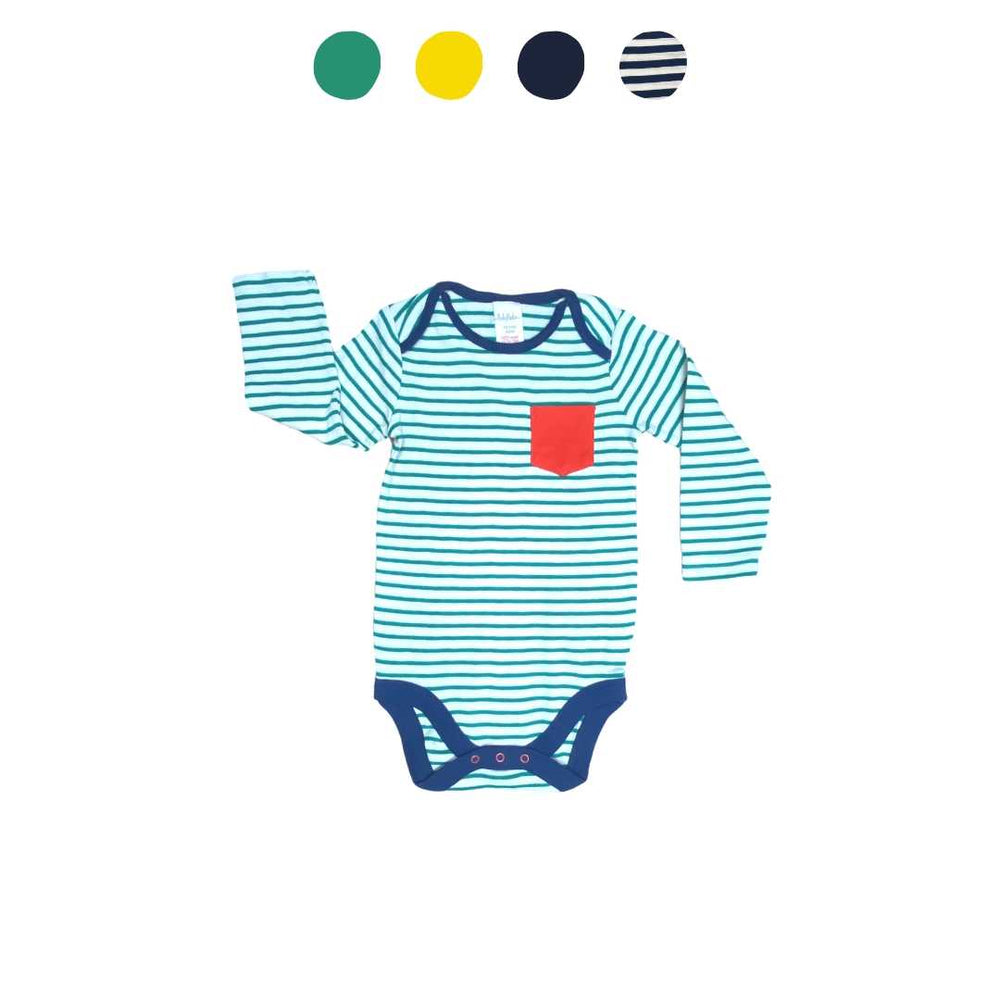 'Do You Have Anything Less...Blue?' 6 piece Capsule Wardrobe: 18 - 24 months