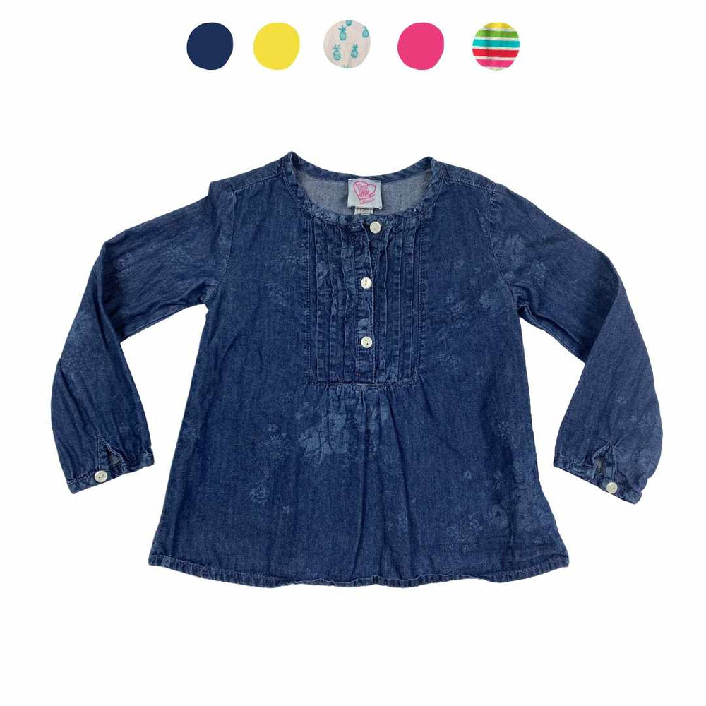 'Rainbow Splash' 6 piece Capsule Wardrobe: 18 - 24 months