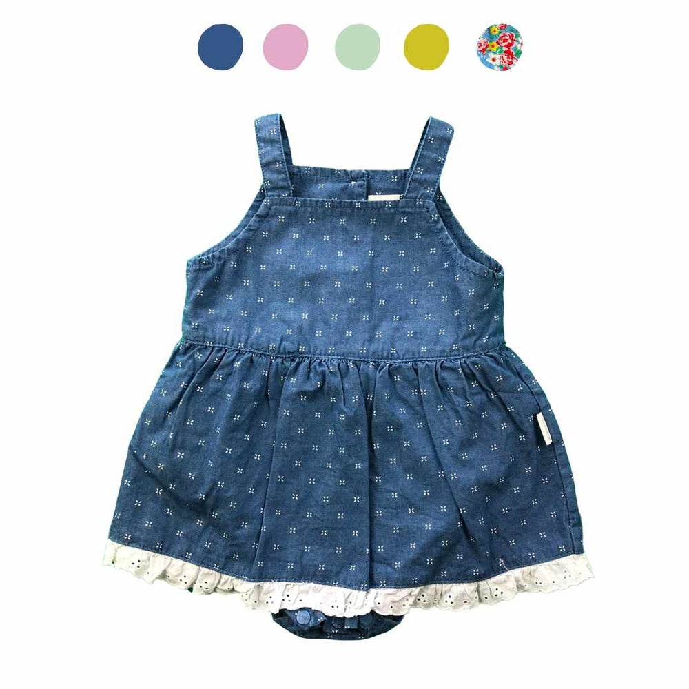 'Rainbow Splash' 9 piece Capsule Wardrobe: 6 - 12 months