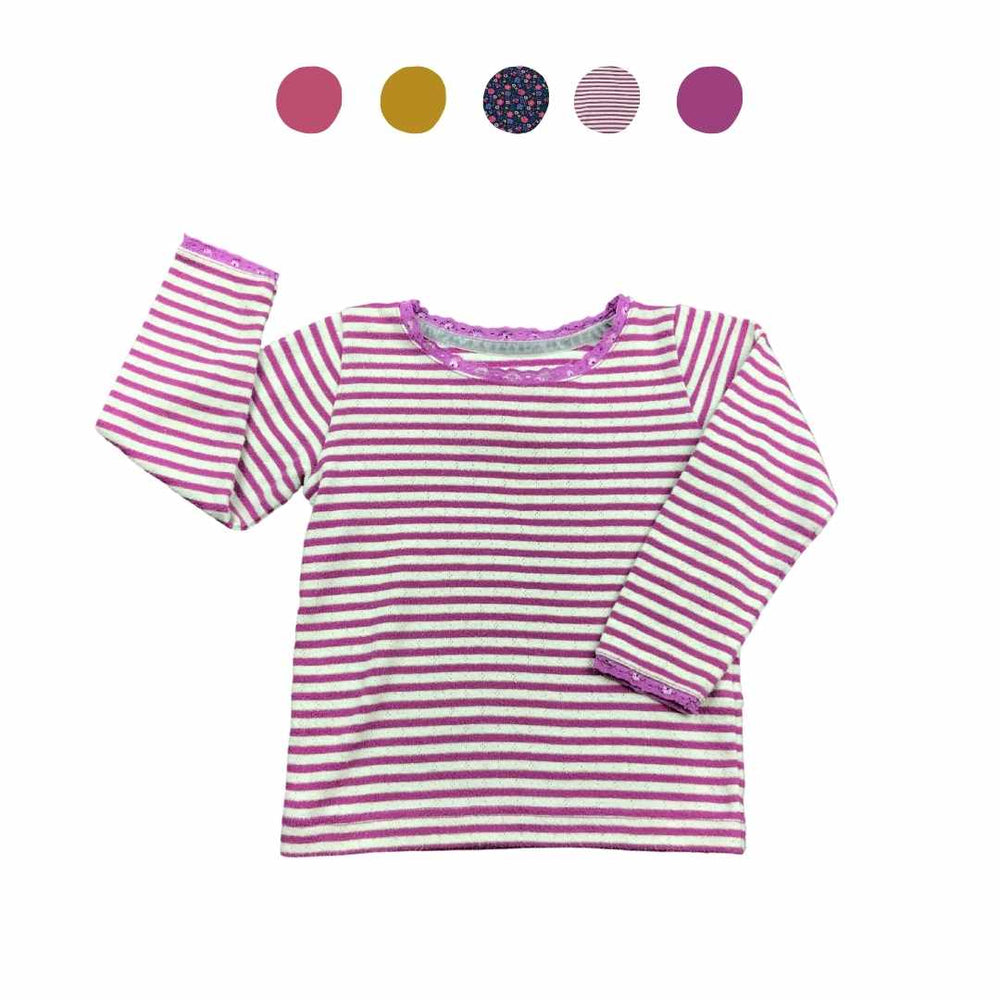 'All You Need Is Pink' 6 piece Capsule Wardrobe: 2 - 3 years