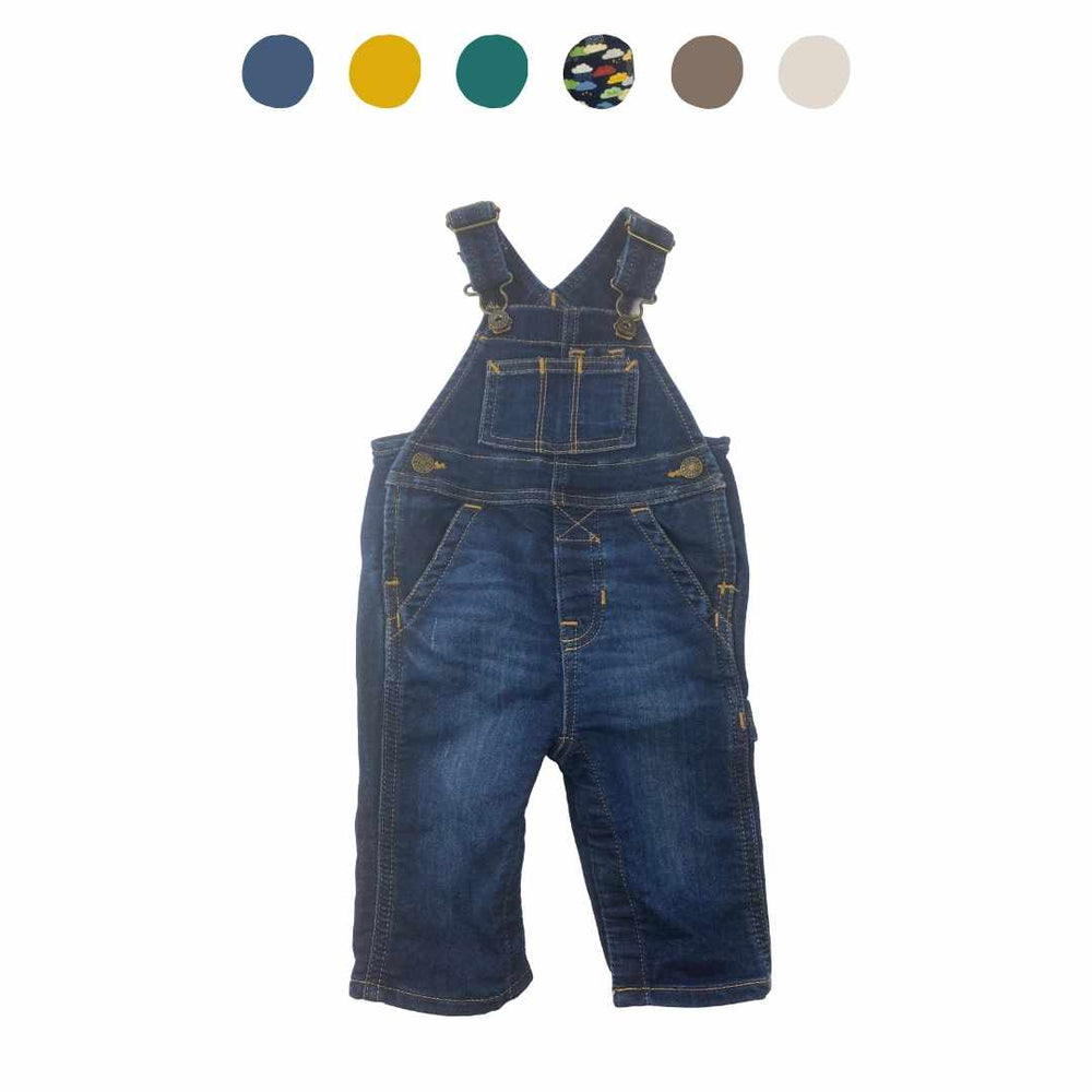 'They Thrive Like Wildflowers' 8 piece Capsule Wardrobe: 3 - 6 months