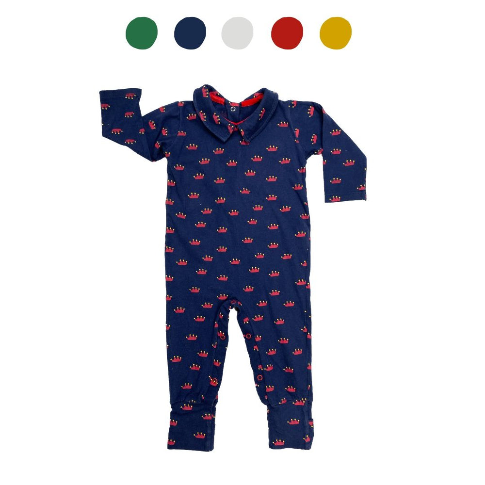 'Do You Have Anything Less...Blue?' 10 piece Wardrobe: 6 - 12 months